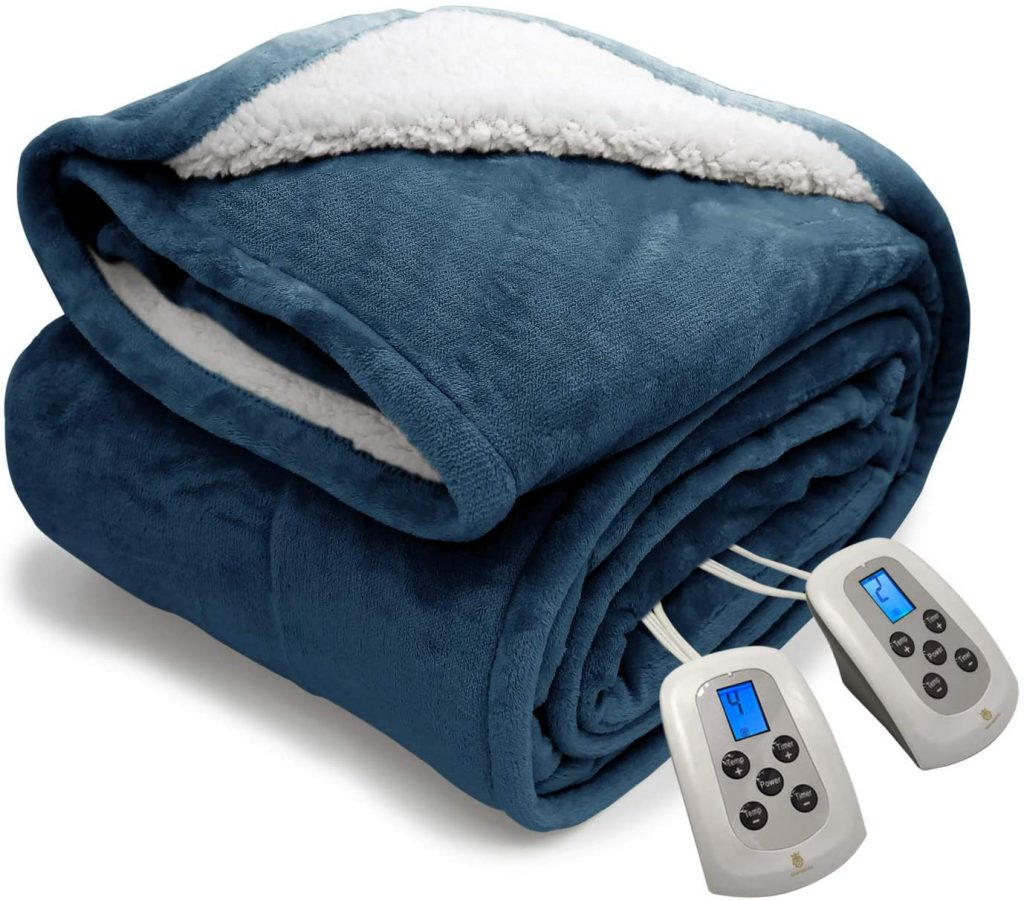 MARQUESS Queen Electric Heated Blanket