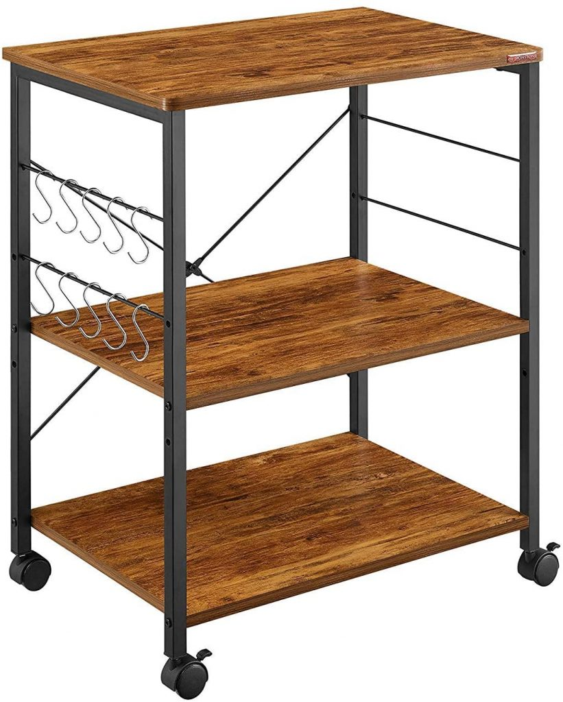 Mr IRONSTONE Kitchen Utility Cart