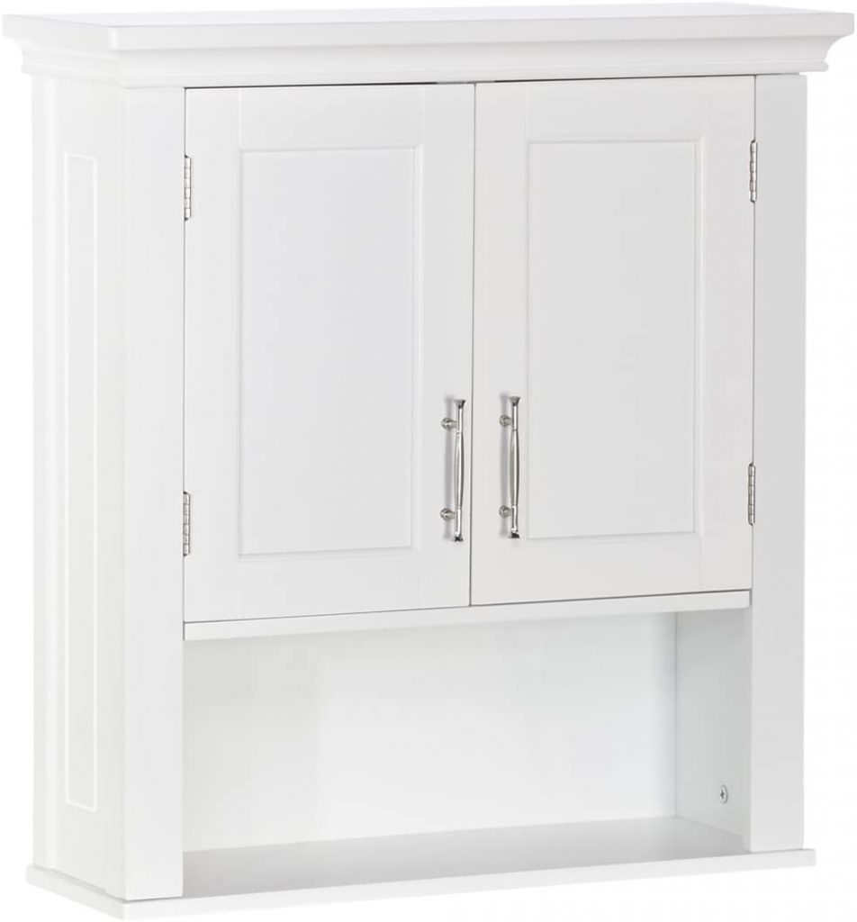 RiverRidge Somerset Collection Two-Door Wall Cabinet