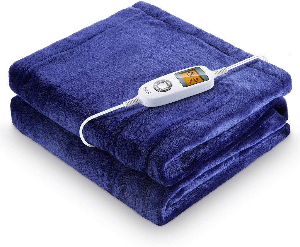 iTeknic Electric Blanket Throw