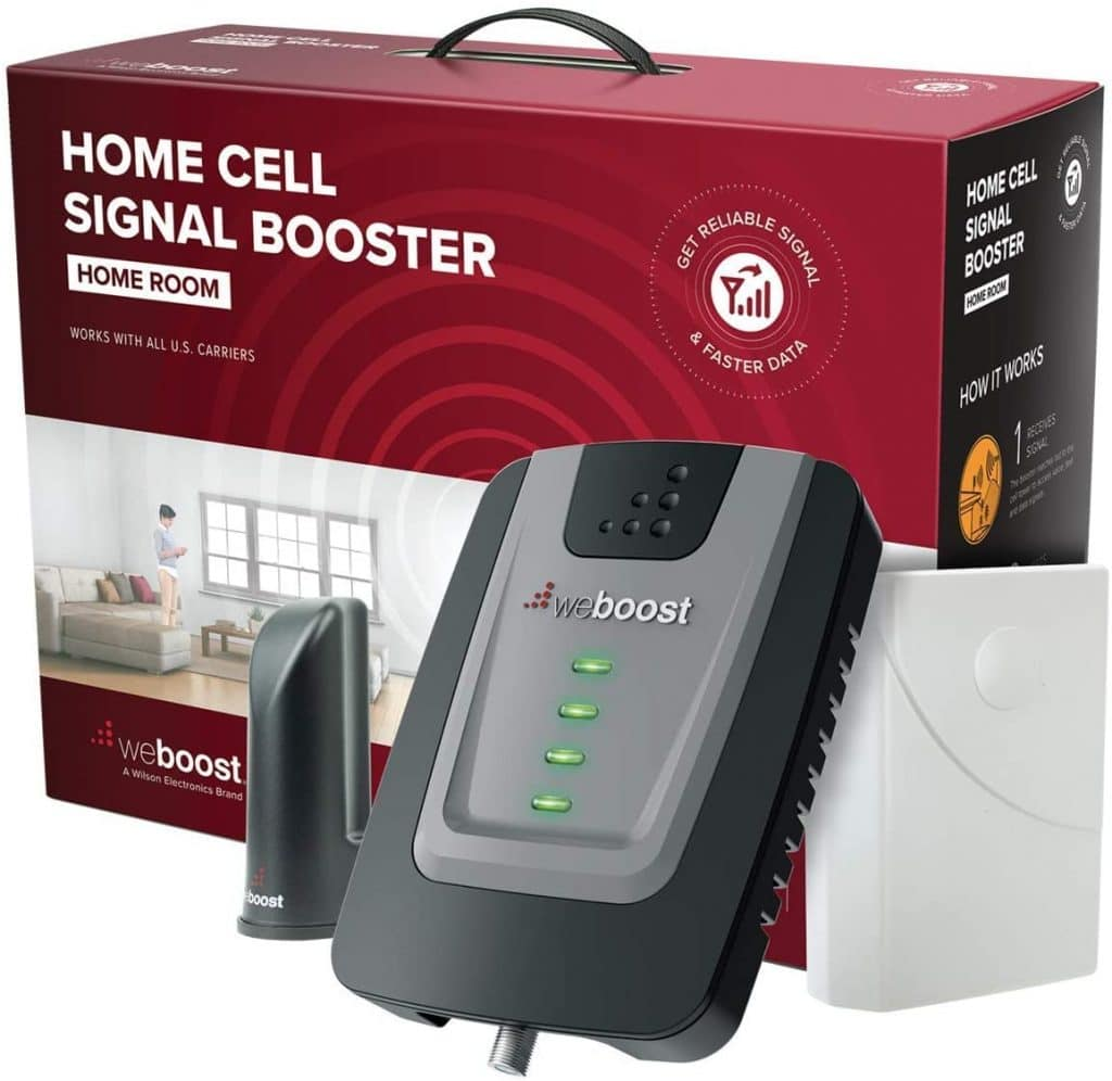 weBoost (472120) Cell Phone Signal Booster Kit