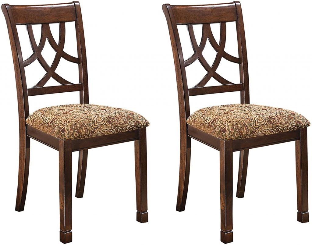 Ashley Furniture Signature Design Upholstered Side Chairs