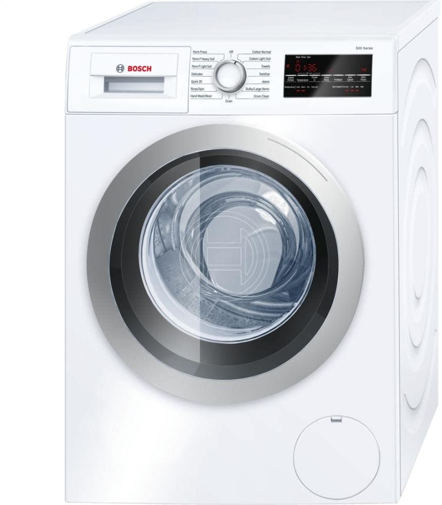 Bosch WAT28401UC 500 2.2 Cu. Ft. Front Load Washer