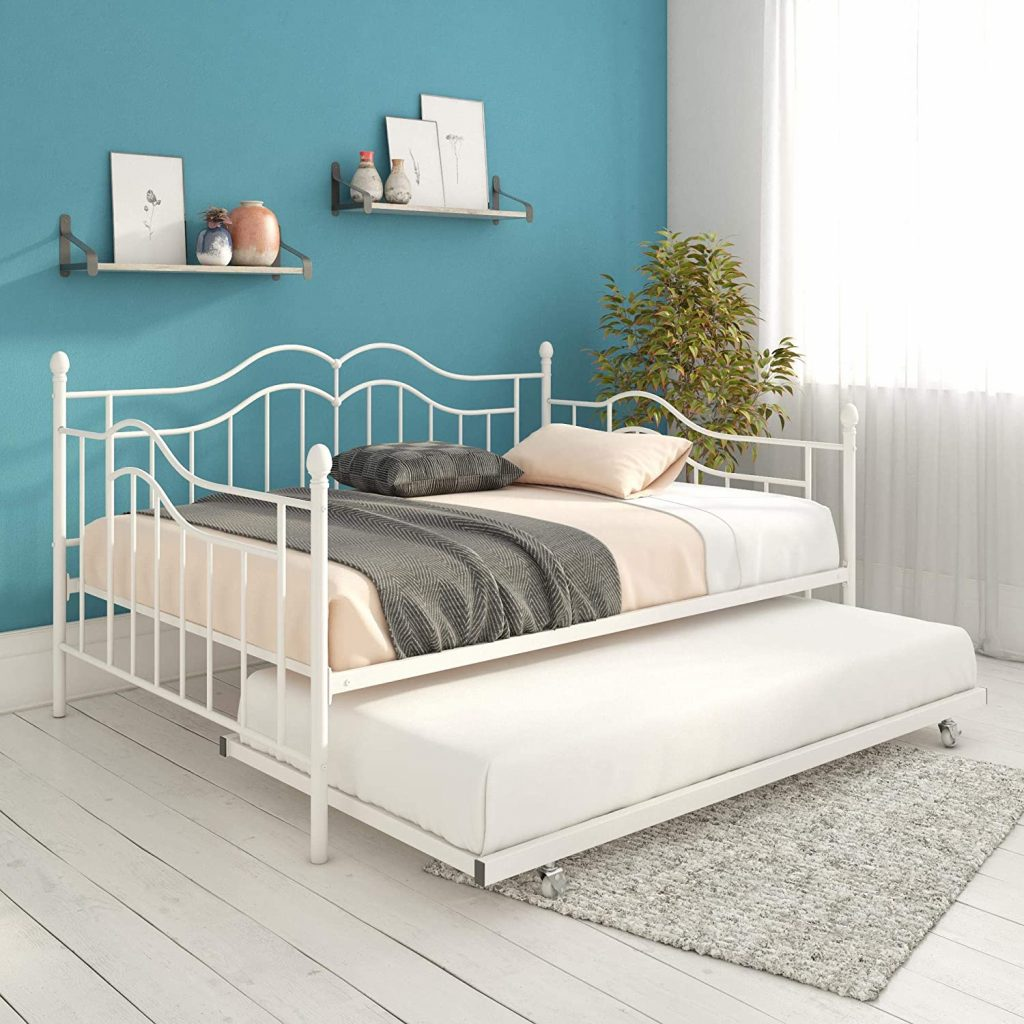 DHP Tokyo Daybed and Trundle, White