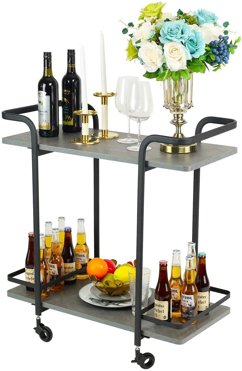 Best Bar Carts Of 2021 10 Best Products Homegearhunt