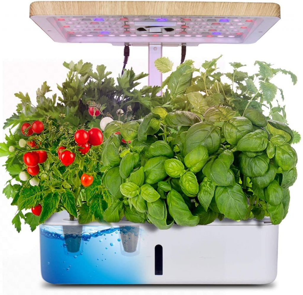 Moistenland Hydroponics Growing System