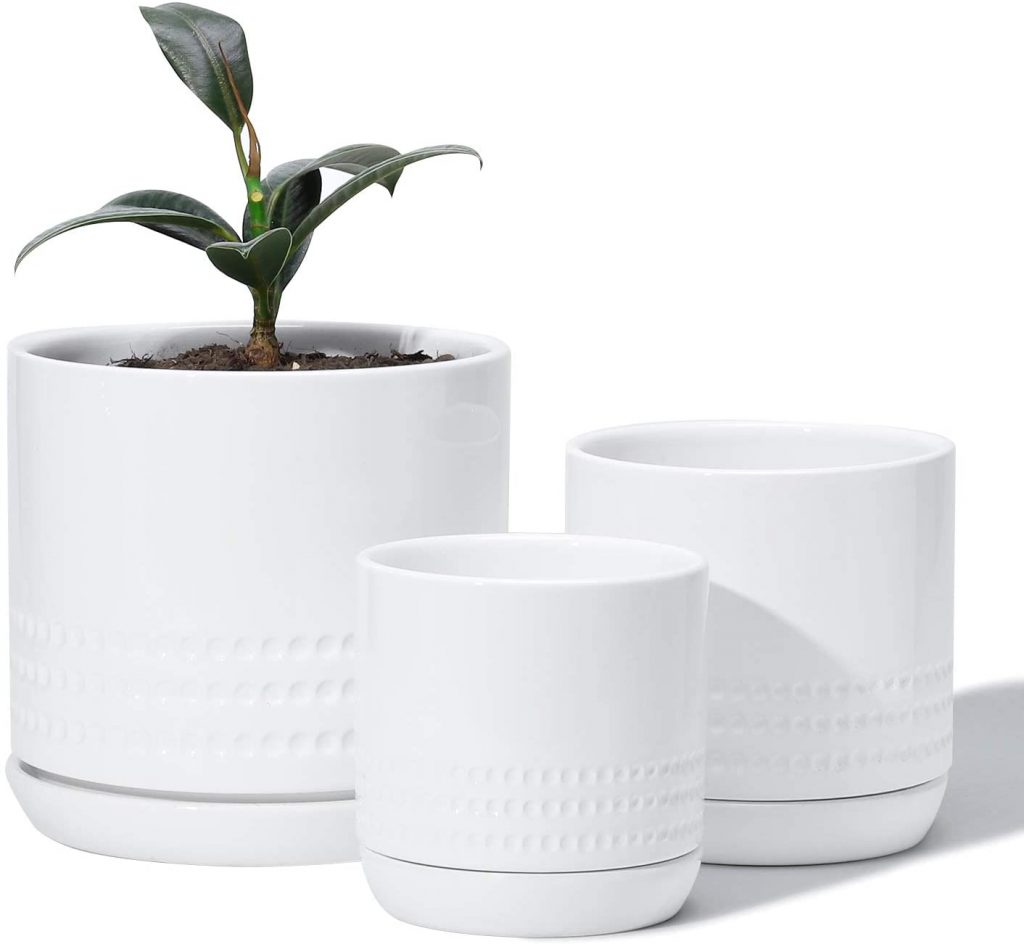 POTEY 053403 Planter Pots Indoor