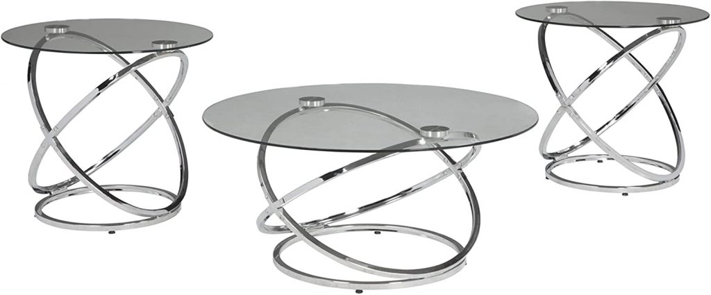 Signature Design by Ashley - 3-Piece Table Set