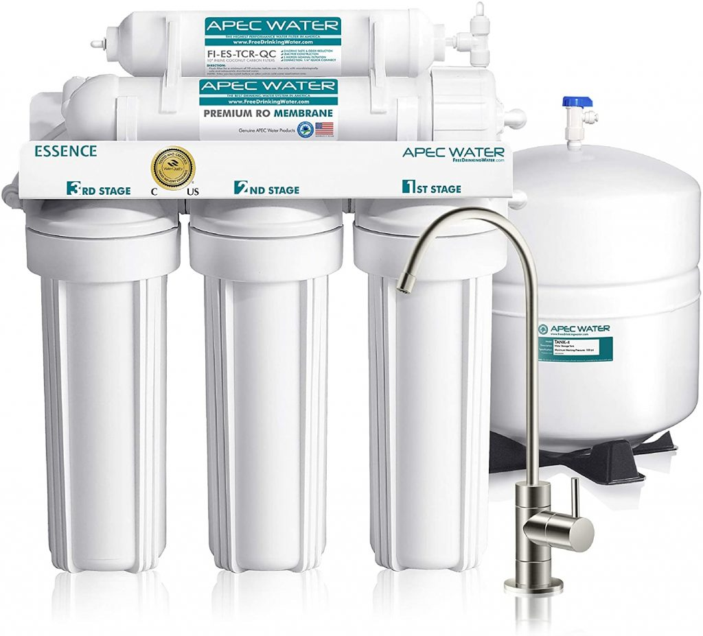 APEC Water Systems ROES-50 Essence Series Filter System