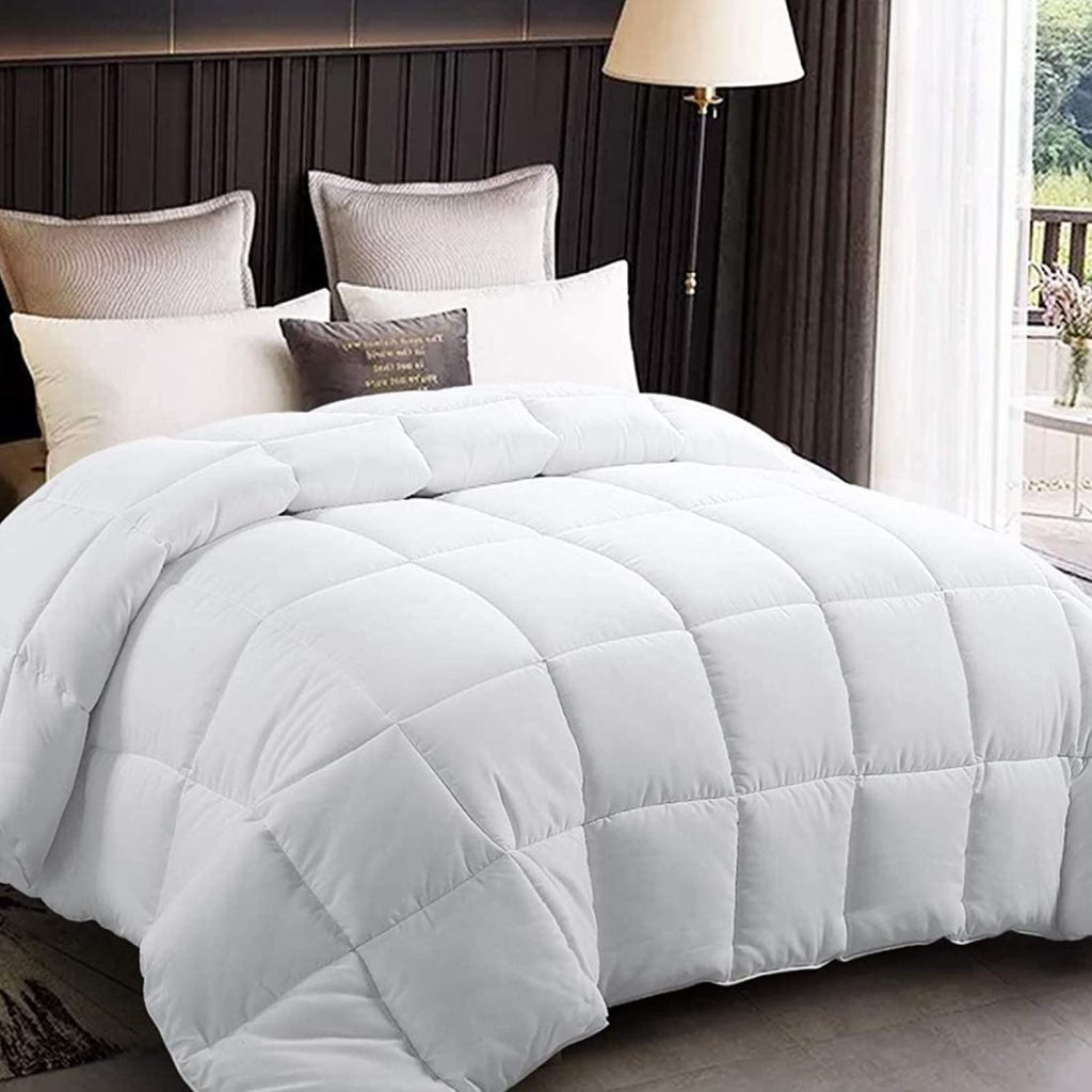 EDILLY All Season Luxury Soft Down Alternative Comforter