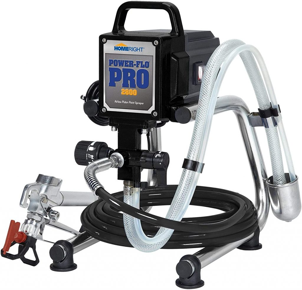 HomeRight Power Flo Pro 2800 C800879 Paint Sprayer
