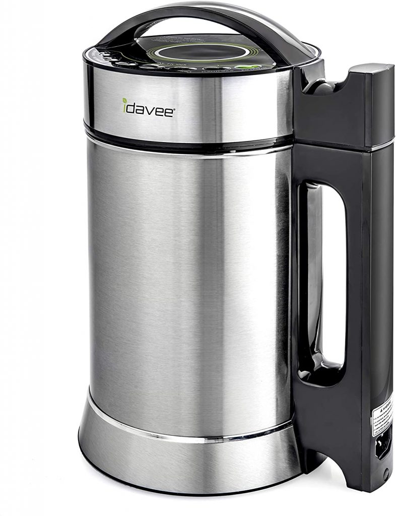 Idavee PrestoPure Automatic Hot Soy Milk Maker