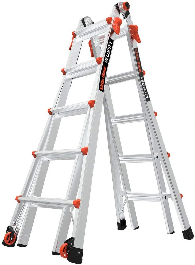 Little Giant (15422-001) Ladders, Velocity with Wheels