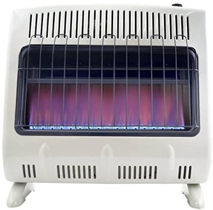 Mr. Heater MHVFB30NGT 30,000 BTU Natural Gas Heater