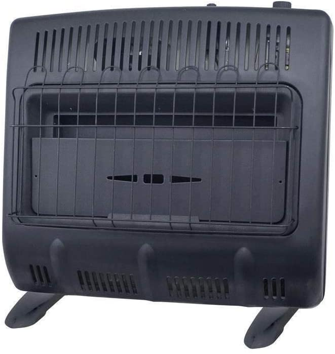 Mr. Heater Vent-Free 30,000 BTU Heater - Black Multi