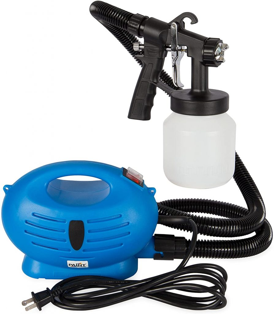 Paint Zoom Handheld Electric Spray Gun Kit