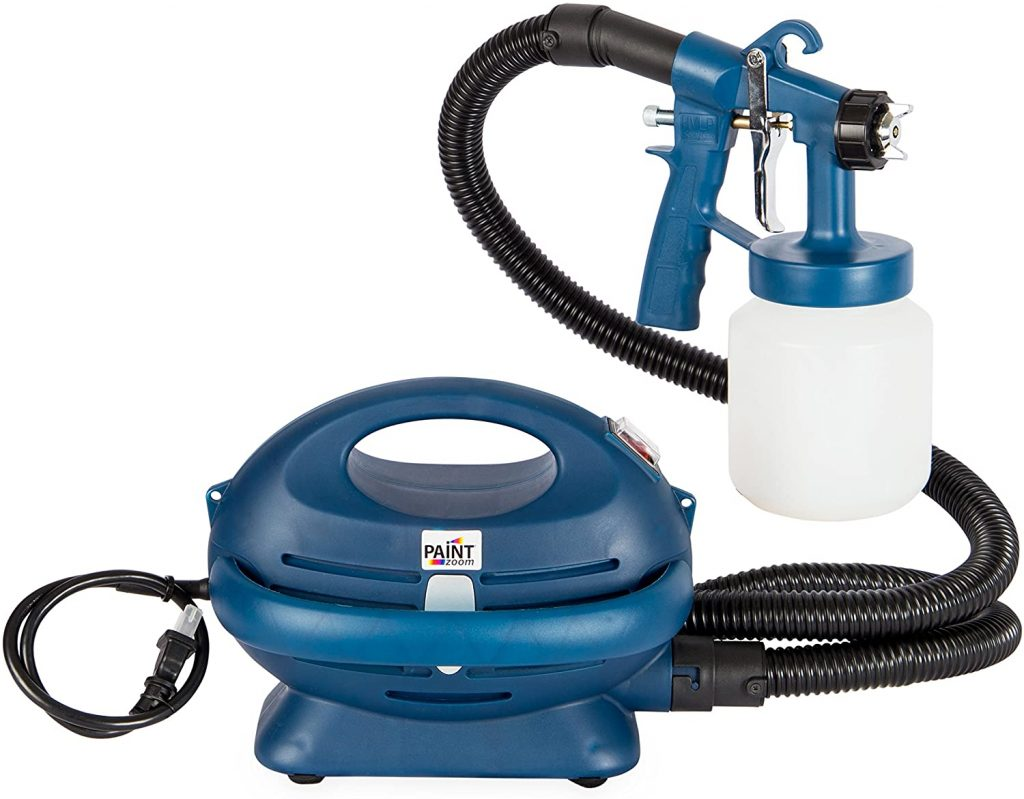 Paint Zoom Pro Electric Spray Gun Kit