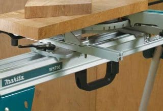 Portable Rolling Miter Saw Stand