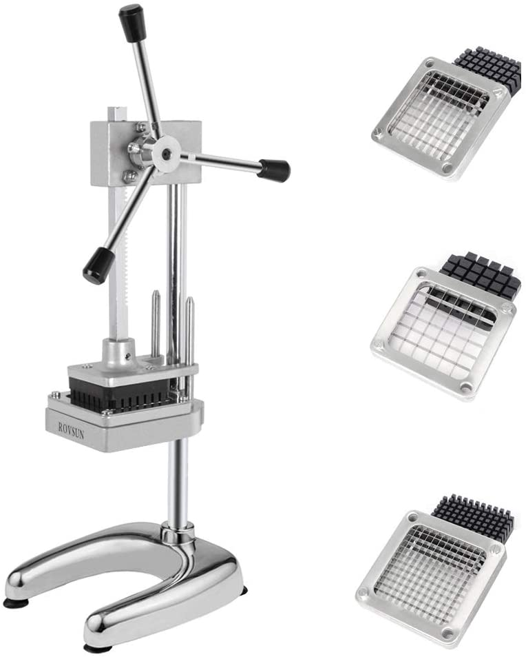 ROVSUN Upgraded Patented Commercial French Fry Cutter
