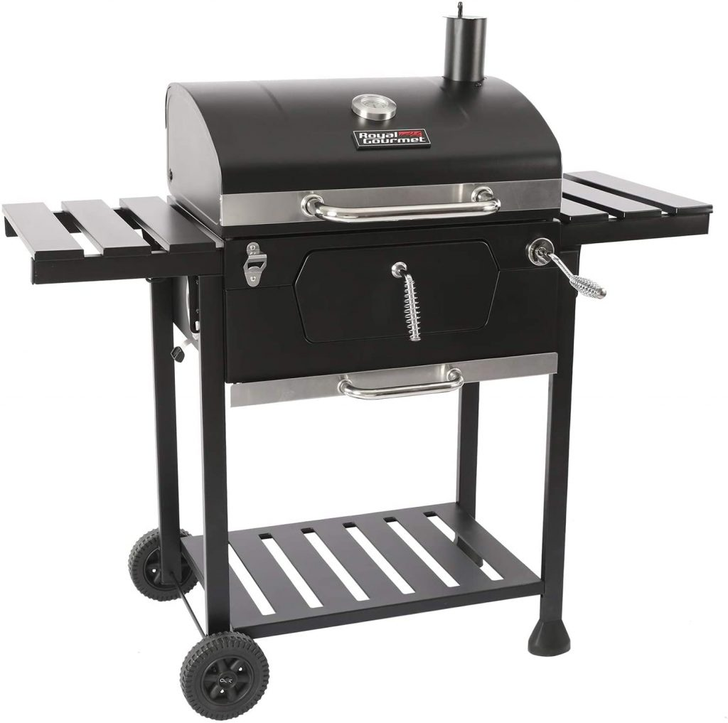 Royal Gourmet CD1824E 24-inch Charcoal BBQ Grill