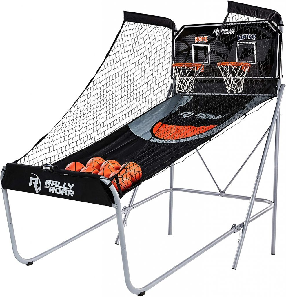 Shootout Basketball Arcade Game by Rally and Roar