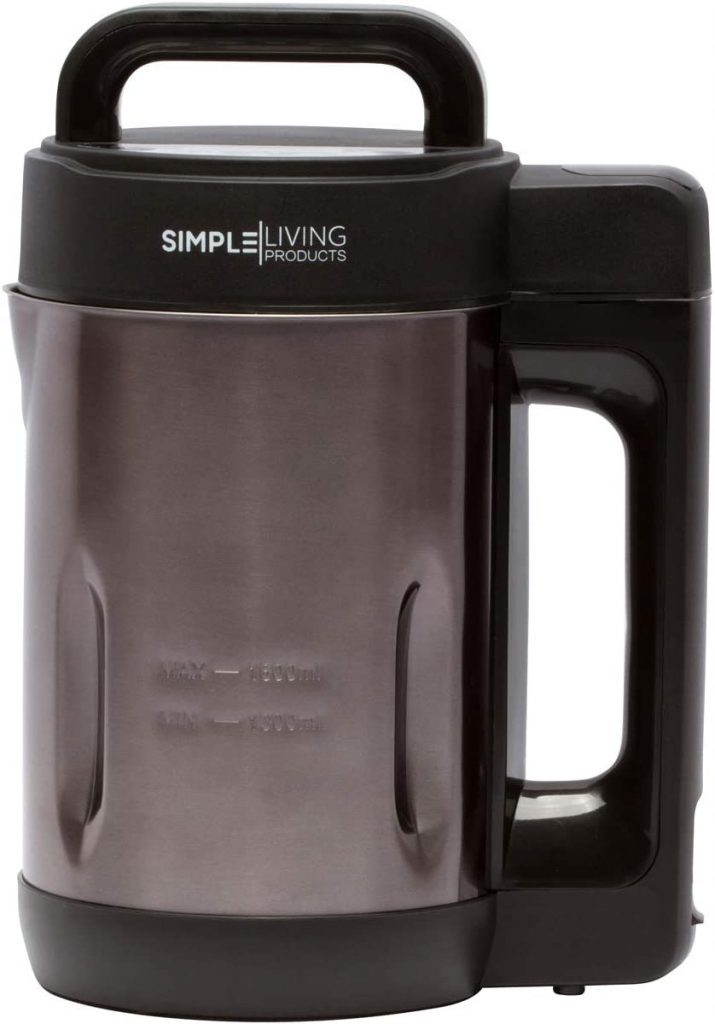Simple Living Products 1.6L Deluxe 4-In-1 Appliance
