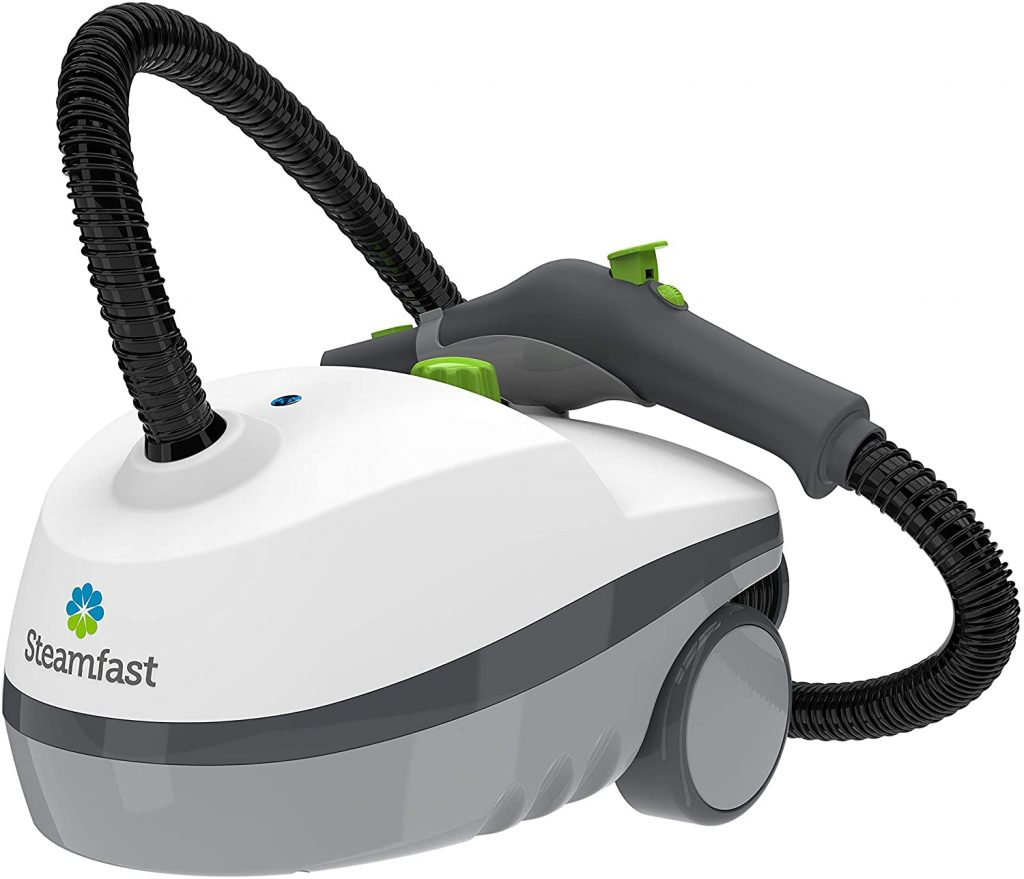 Steamfast SF-370 Canister Cleaner, White