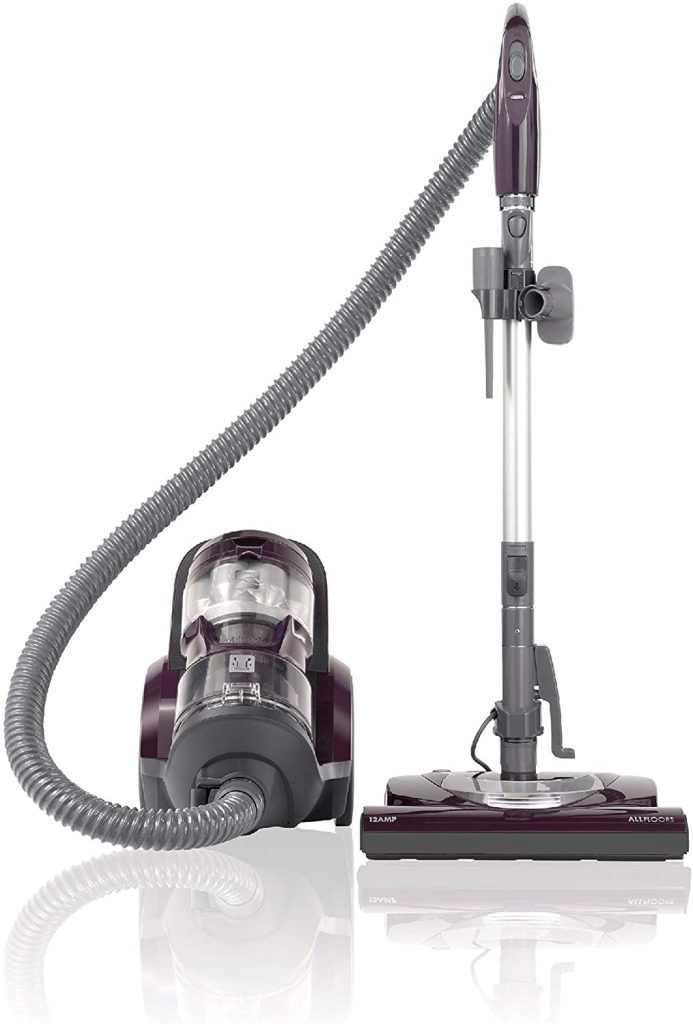 Kenmore 22614 Pet Friendly Lightweight Bagless Compact Canister Vacuum