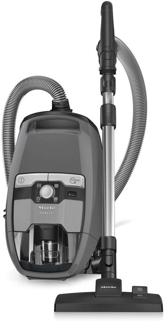Miele Blizzard CX1 Pure Suction Bagless Canister Vacuum Cleaner
