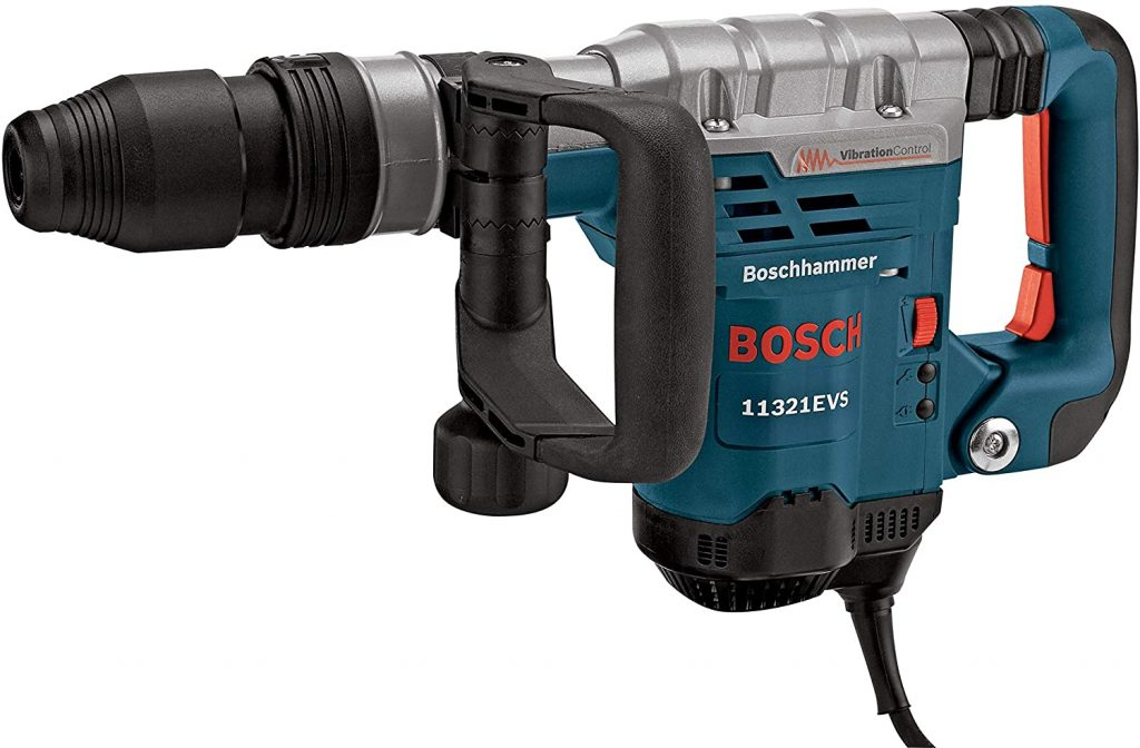 Bosch 11321EVS Demolition Hammer - 13 Corded Variable Speed