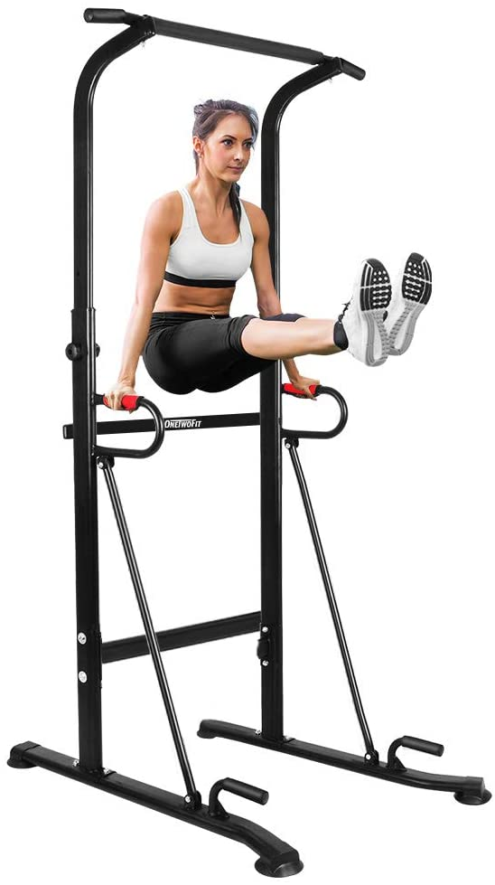 ONETWOFIT Multi-Function Power Tower